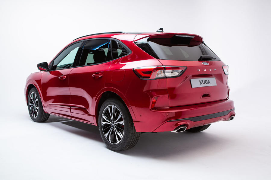 New 2020 Ford Kuga: UK pricing and specs revealed ...
